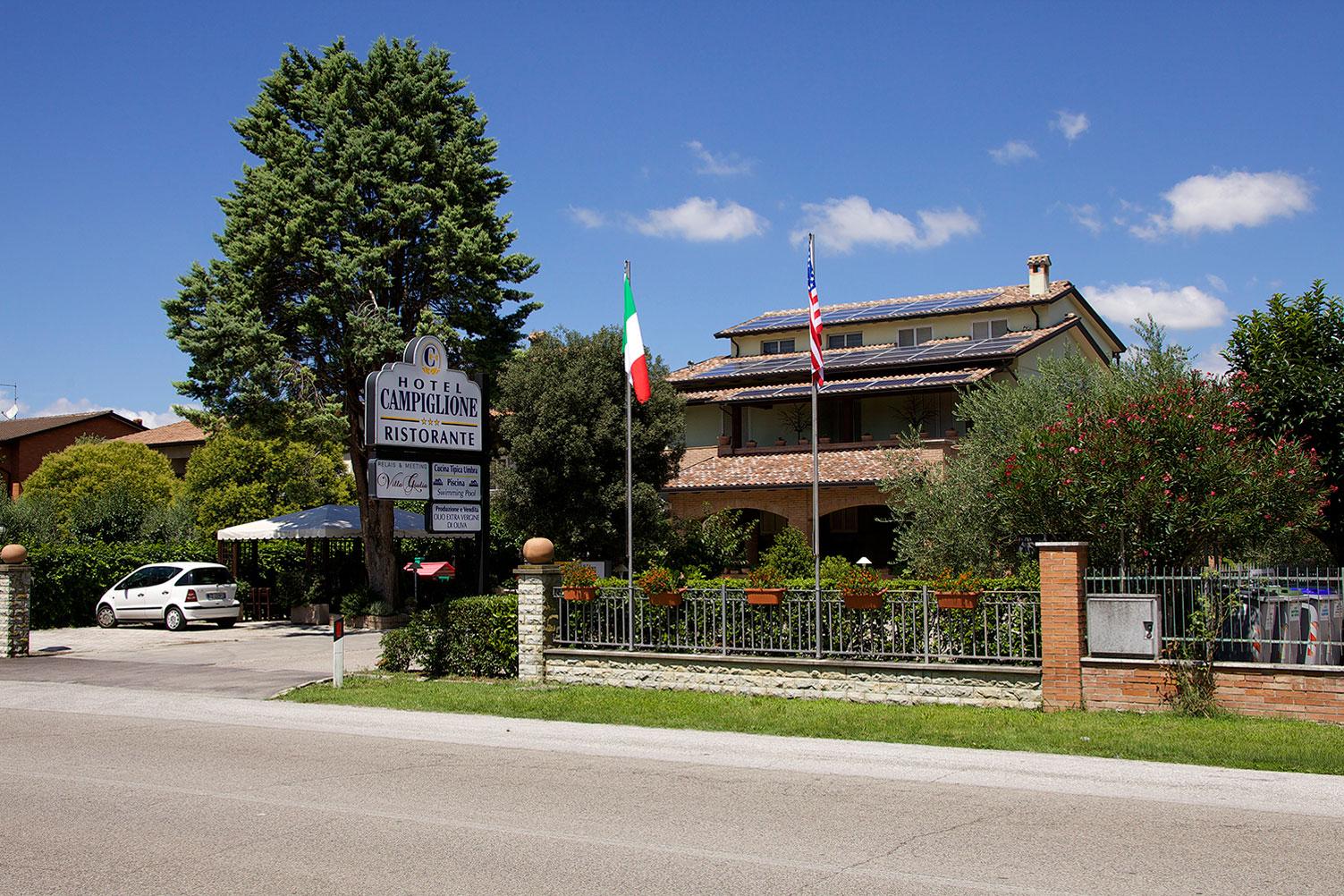 Hotel Campiglione – Hotel vicino Assisi
